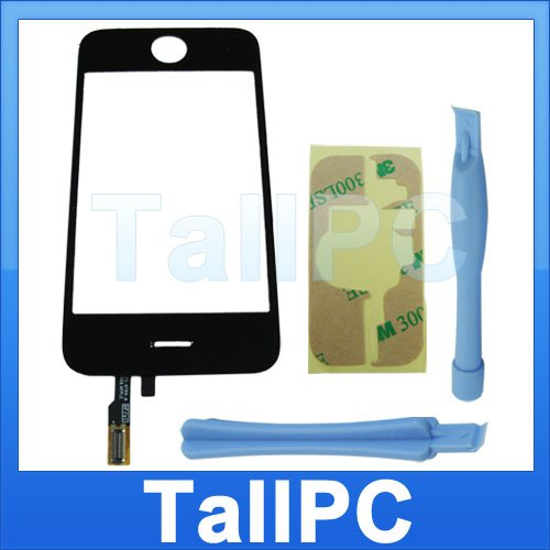 NEW Iphone 3GS touch Screen Digitizer Adhesive + 2TL US