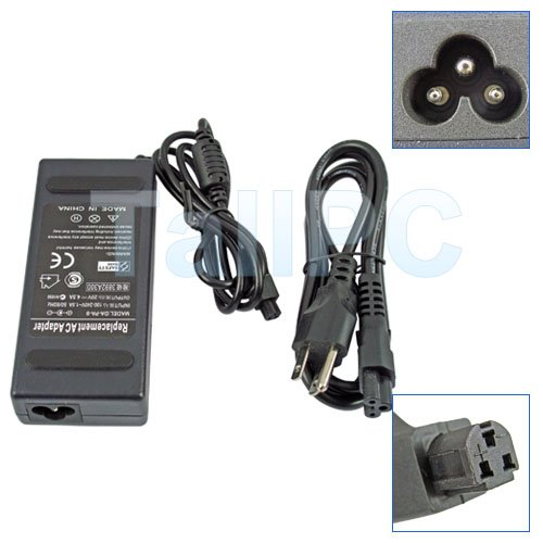 New DELL N3834 D1404 D2746 AC Adapter 20V 4.5A 150W US
