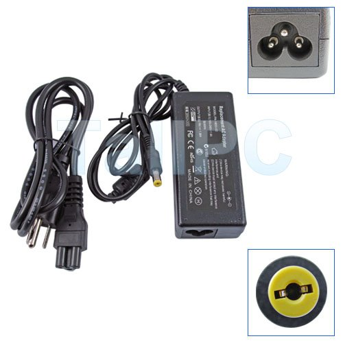 New DELL Acer Aspire One A110L AC Adapter 19v 1.58A 30W