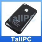 Lot of 5 New Iphone 3G Back housing Cover Case 8GB BLK