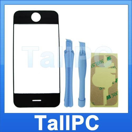 NEW iphone 2G outer Glass lens panel adhesive 2 tools