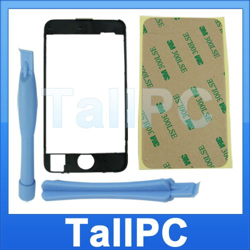 IPod Touch 2nd Mid chassis Frame Bezel tool adhesive US