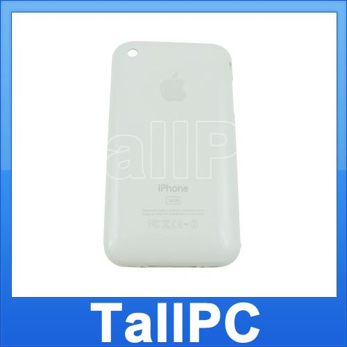 New Iphone 3G Back Cover 16GB iphone 3G 16GB US White