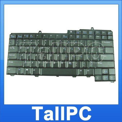 New DELL 630M 6400 E1405 E1505 9400 NC929 keyboard US.a