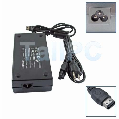 New HP ZD8100 X6000 NX9600 19V 180W AC Adapter Black
