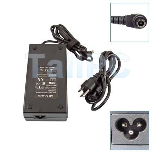 New 19.5V 7.7A Sony GRT GRV laptop PA-1151-06D Adapter