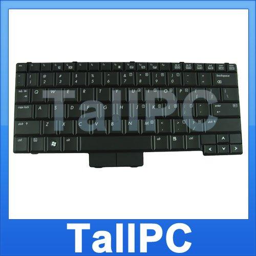 NEW HP Compaq 2530P keyboard w/  point stick Black USA
