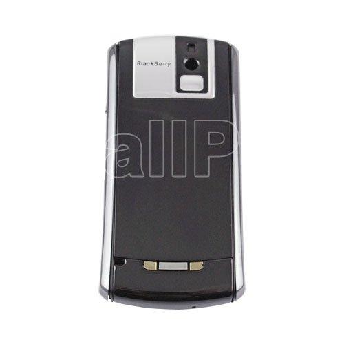 New Blackberry Pearl 8100 Full Housing Cover Case Black