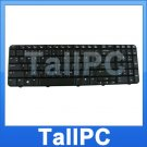 NEW HP laptop HP CQ60 Keyboard black US seller