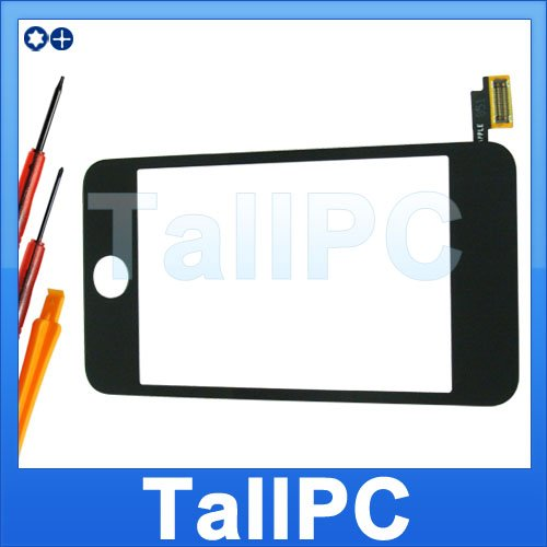 APPLE iPOD TOUCH 2ND 2 DIGITIZER TOUCH SCREEN + Tool US