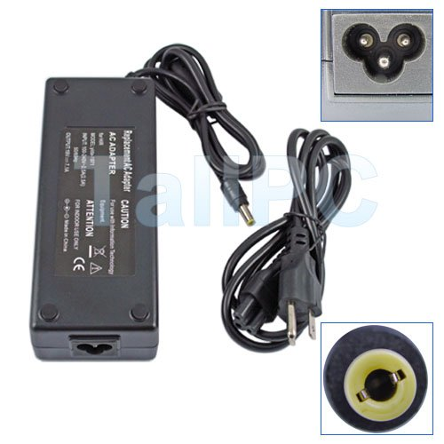 135W AC Adapter for Acer Aspire 1600 1610 1620 19V 7.1A