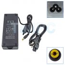 New Toshiba 19V 6.3A 120W AC Adapter Battery Charger US