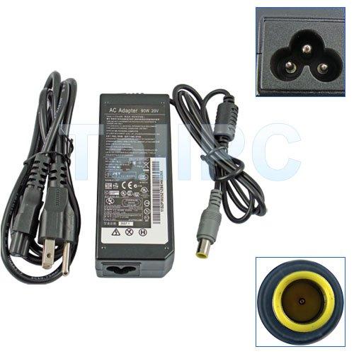 US IBM Lenovo Thinkpad T60 T61 X60 T400 90W AC Adapter