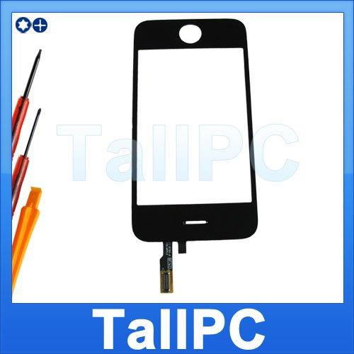 x5 NEW Iphone 3GS touch Screen Digitizer + 4 TL Sticker