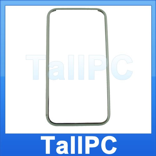 NEW IPhone 2G Chrome Mid Front Bezel Frame Cover US