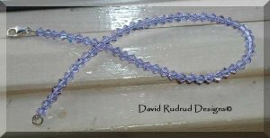 ALEXANDRITE CRYSTAL ANKLE BRACELET anklet Swarovski Crystal
