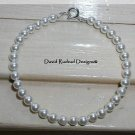 BOUTIQUE SWAROVSKI CRYSTAL PEARL BRACELET  David Rudrud Designs