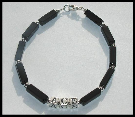 ACE YOUNG American Idol Tribute Bracelet
