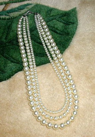 Custom Designed Boutique Necklace Your Choice of Beads
