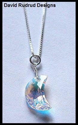 """Twilight New Moon Movie Premier 16"""" Sterling Silver Necklace"""