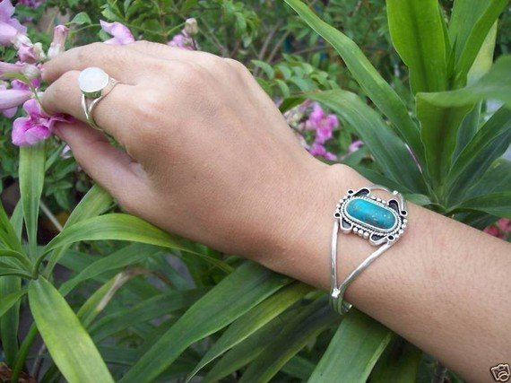 BELLA'S Arizona TURQUOISE BRACELET - Twilight Inspired