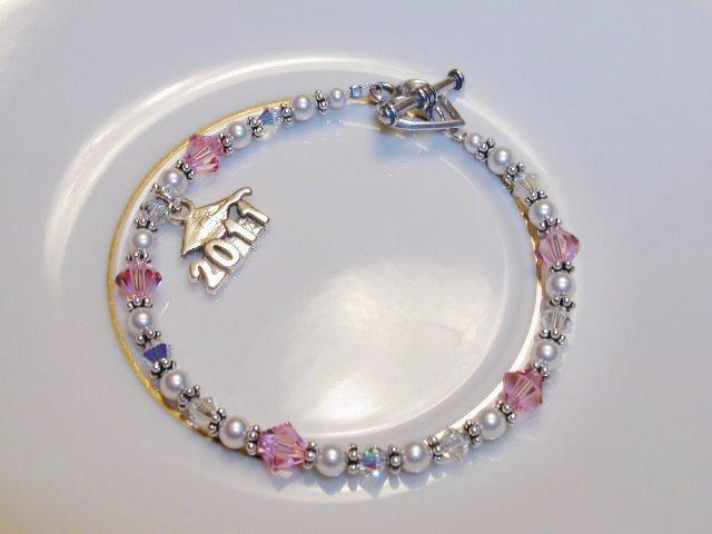personalized colon cancer awareness bracelet w swarovski