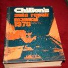 Chilton's Auto Repair Manual American Cars 1966-73