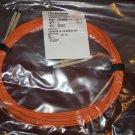 26 ea. C/A 50/125 LC-LC DUPLEX 10 Meter cables.