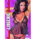 (5) Sensual Lingerie Collectio Exotic Web