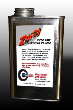 Zing! Super Fast Fletching Primer - Pint