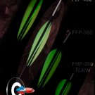 FLP-400 36 pack Glow Vanes-Flex-Fletch archery, vanes, hunting, arrows, target, fletchings