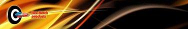 Flex-Fletch arrow wrap #1 Surface Flare-Yellow 1X7 Medium