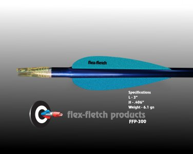 FFP-300, Pearl Blue - FREE SHIPPING
