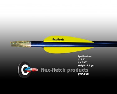 FFP-250, Florescent Yellow - FREE SHIPPING