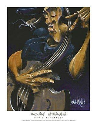 Movin' Strings by David Garbaldi