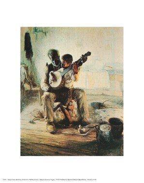 The Banjo Lesson Henry Tanner