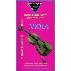 Viola for Beginners By Kathryn Rodriguez