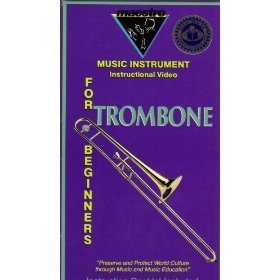 Trombone For Beginners by Hal Harris; VHS