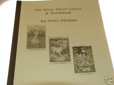 Tarot Course Workbook by Peter Phalam