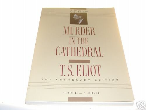 Murder in the Cathedral by T. S. Eliot (1964)