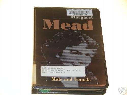 Male and Female by Margaret Mead (1995)