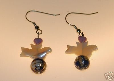 World Peace Earrings - Intentional Jewelry