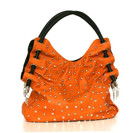 Braided Handle Bag
