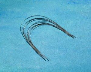 Arch Wire Titan Right Form .019x.025 L 10/Pk