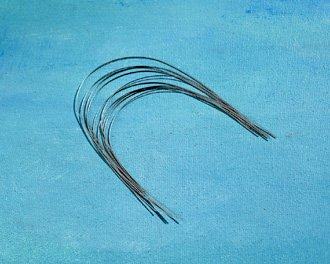 Arch Wire Titan Right Form Rd .016 Lower 10/Pk