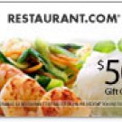 $50 Gift Card only $25