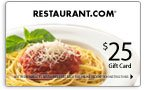 $25 Gift Card only $10