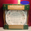 Pfaltzgraff WINTERBERRY Millennium Calendar Plate NIB