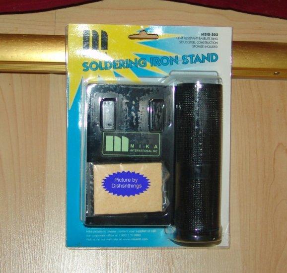 MIKA INTERNATIONAL MSIS-303 Soldering Iron Stand NIB!!
