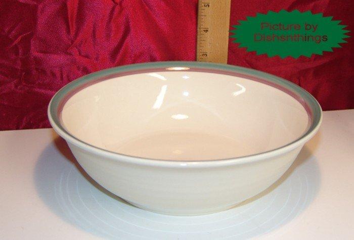 Pfaltzgraff JUNIPER 9 inch Serving Bowl Mint USA!!